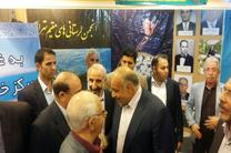 وزیر علوم از نمایشگاه فرهنگی اقتصادی استان لرستان بازدید کرد