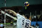 ترکیب تیم ملی والیبال ایران مقابل برزیل مشخص شد