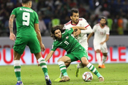 پخش زنده بازی تیم ملی فوتبال ایران و عراق از شبکه سه سیما
