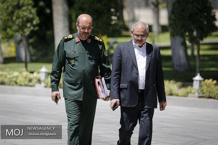 حسین دهقان وزیر دفاع