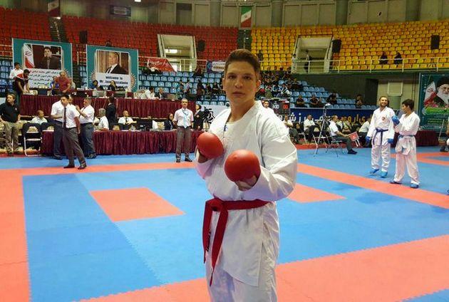 هادی عرب قهرمان اروپا را برد اما پایش به سکو نرسید