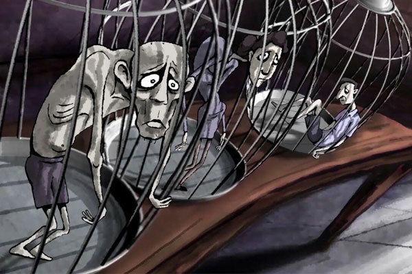 انیمیشن آدم خانگی به هفته فیلم سبز چین راه یافت