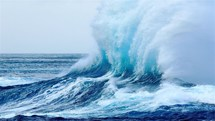 خلیج فارس مواج است/افزایش دما در هرمزگان