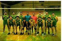 نماینده کردستان با شکست کاله جوان از سد این تیم عبور کرد