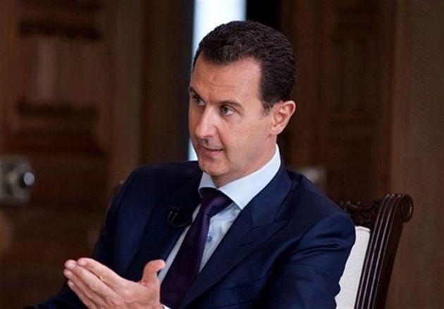 بشار اسد: حمله خان شیخون صد در صد ساختگی بود/ با تحقیقات بیطرفانه موافقیم