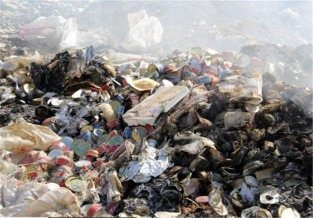 1127 کیلوگرم ماده غذایی فاسد در مازندران معدوم شد