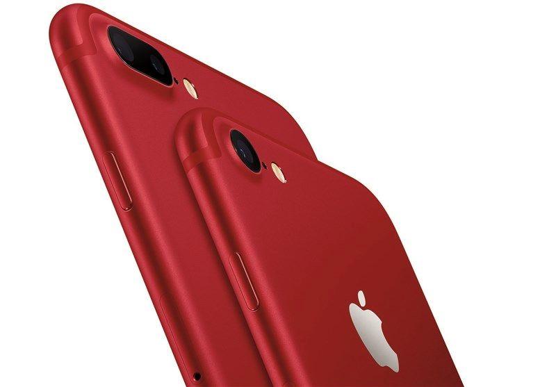 خیریهای که اپل را مجاب کرد آیفون قرمز بسازد، چیست؟