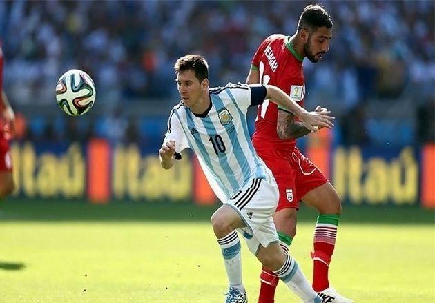 پیشنهاد بازی با آرژانتین از شرکت نامعتبری بود