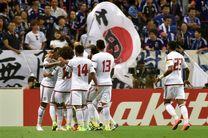 شکست ناباورانه ژاپن مقابل امارات / استرالیا قاطعانه از سد عراق گذشت