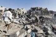 نسل کشی از نوع وهابیون سعودی