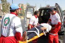 انجام 336 مورد عملیات امدادونجات و امدادرسانی به 683 تن از هموطنان/انتقال 201 مصدوم به مراکز درمانی و انجام 36 مورد عملیات رهاسازی