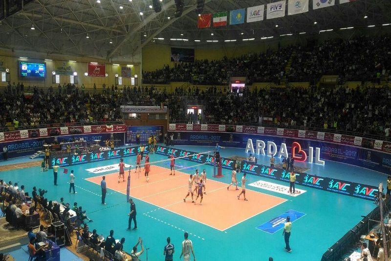 """اثرات برگزاری رویدادهای بزرگ ورزشی با تاکید بر  """"میزبانی والیبال """""""