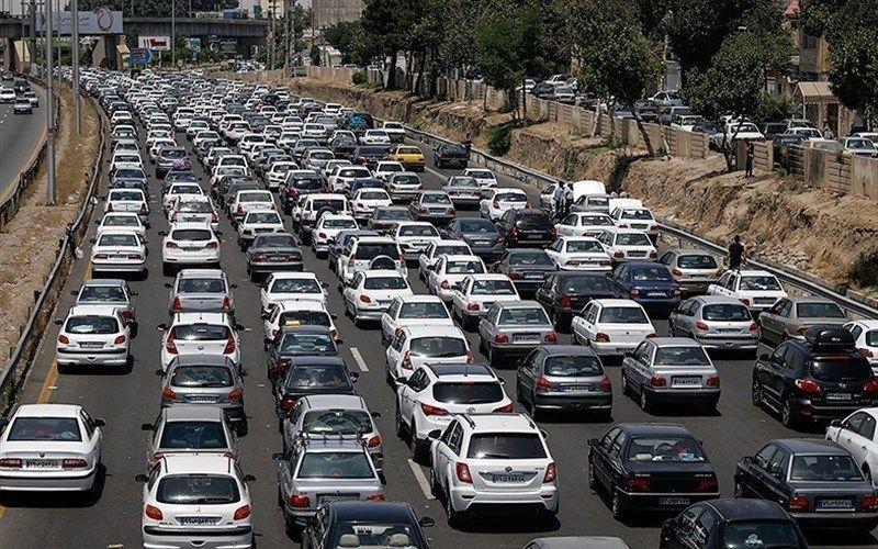 آخرین وضعیت جوی و ترافیکی جاده ها در 25 اسفند 97
