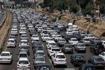 آخرین وضعیت جوی و ترافیکی جاده ها در 22 آذر ماه