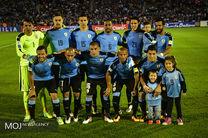 ساعت بازی اروگوئه و عربستان در جام جهانی اعلام شد