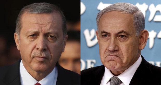 نتانیاهو به انتقاد رییسجمهوری ترکیه واکنش نشان داد