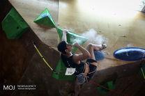 اولین دوره مسابقات سنگنوردی باشگاههای کشور