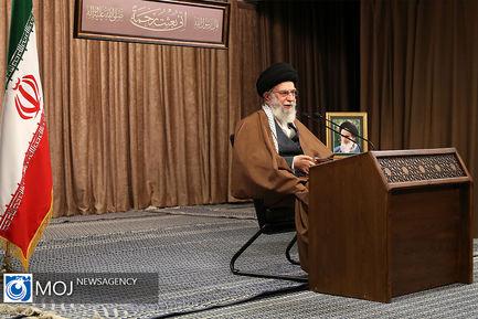 سخنرانی تلویزیونی مقام معظم رهبری به مناسبت عید مبعث
