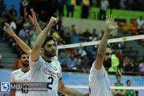 ساعت بازی والیبال ایران و استرالیا مشخص شد