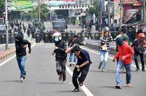 آشوب های انتخاباتی اندونزی موجب اعمال محدودیت بر شبکه های اجتماعی این کشور شد
