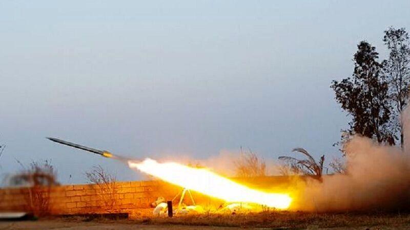 حمله موشکی به محل استقرار نیروهای آمریکایی در عراق