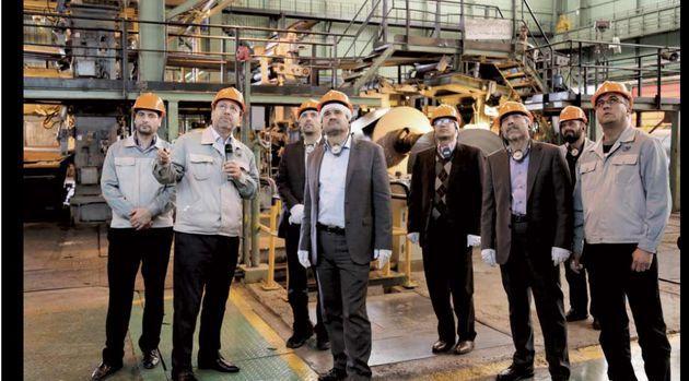حضور فولاد مبارکه در بازار سرمایه کشور باعث افتخار است