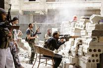 حملات موشکی گروه های مسلح به دمشق ۶ کشته بر جای گذاشت