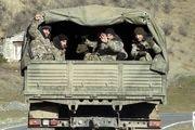ارتش جمهوری آذربایجان براساس آتش بس وارد منطقه کلبجار شد