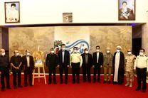 گشایش نمایشگاه عکس با حضور عکاسان دفاع مقدس در کیش