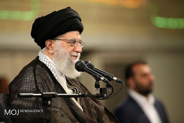 آیت الله خامنه ای درگذشت حجت الاسلام حسنی را تسلیت گفتند