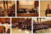 برگزاری همایش روز ملی هوای پاک در شهرستان شاهین شهر و میمه