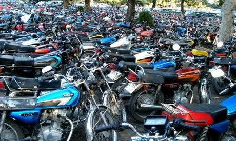 اسامی ۴۲ مدل موتورسیکلت غیراستاندارد منتشر شد