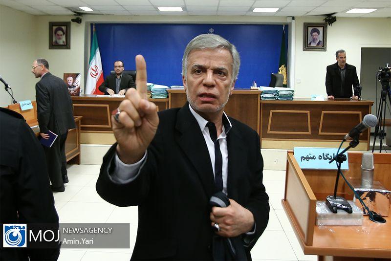 دادگاهی عباس ایروانی و همدستانش در گروه عظام به ریاست قاضی صلواتی
