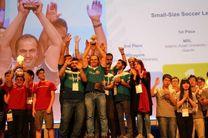 ایران با کسب ۶ مقام پرافتخارترین تیم مسابقات رباتیک شد + تصاویر