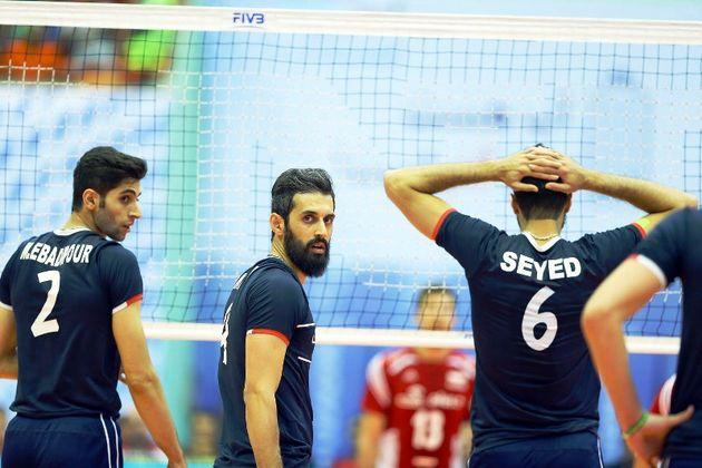 بلندقامتان والیبال ایران شانس صعود به مرحله نهایی را از دست دادند