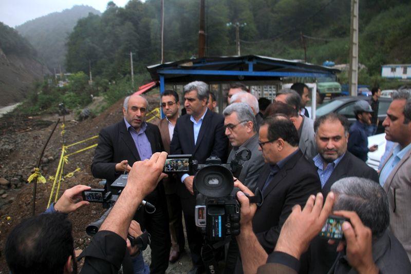 اجرای پروژه سد شفارود از جمله اولویت های مهم استان است