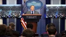 شان اسپایسر، سخنگوی کاخ سفید از سمت خود استعفا داد