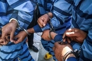 دستگیری 3 سارق