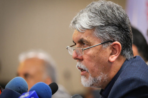 وزیر فرهنگ و ارشاد اسلامی امشب روی آنتن شبکه یک سیما