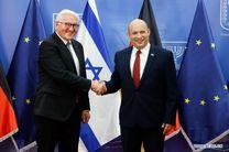 رایزنی نفتالی بنت با رئیسجمهور آلمان درخصوص برنامه هسته ای ایران