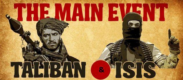 اتحاد گروه های تروریستی داعش و طالبان / احتمال درگیری های شدید در افغانستان