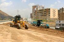 عملیات احداث فضای سبز در کمربندی زاگرس آغاز شد