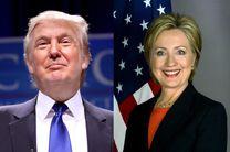رقابت ترامپ و کلینتون در اظهارات ضد برجامی ادامه دارد