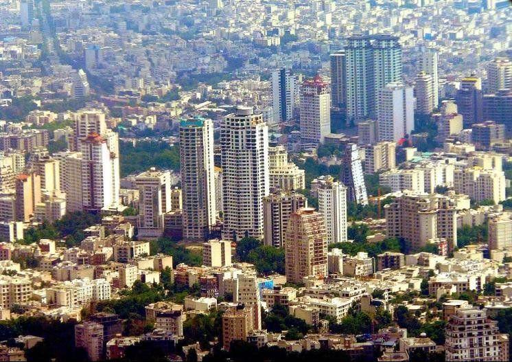 قیمت فروش هر مترمربع زمین در تهران ٣٣.٧ درصد افزایش یافت