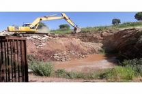 چاههای غیرمجاز ویلاها در روانسر پر شد