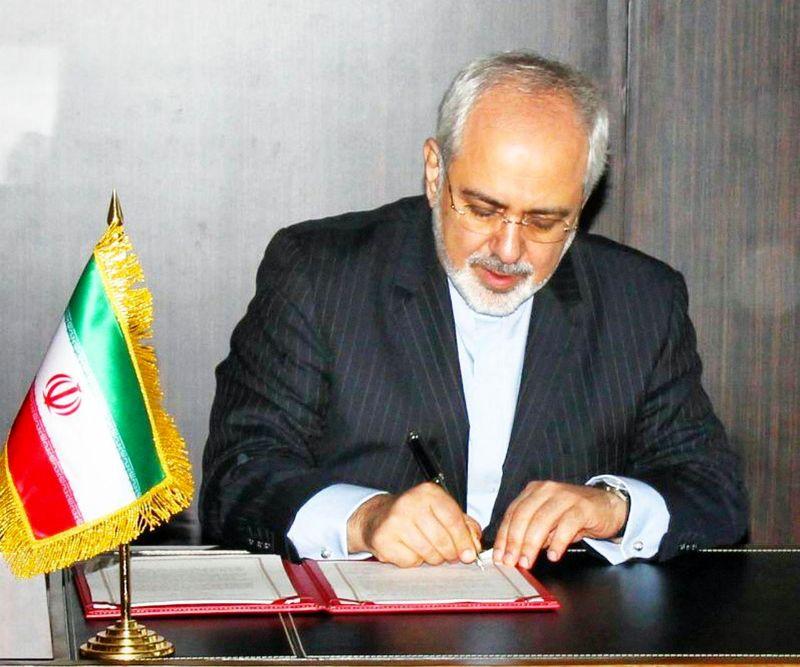 وزیر امور خارجه درگذشت فرزند عضو مجمع تشخیص مصلحت نظام را تسلیت گفت