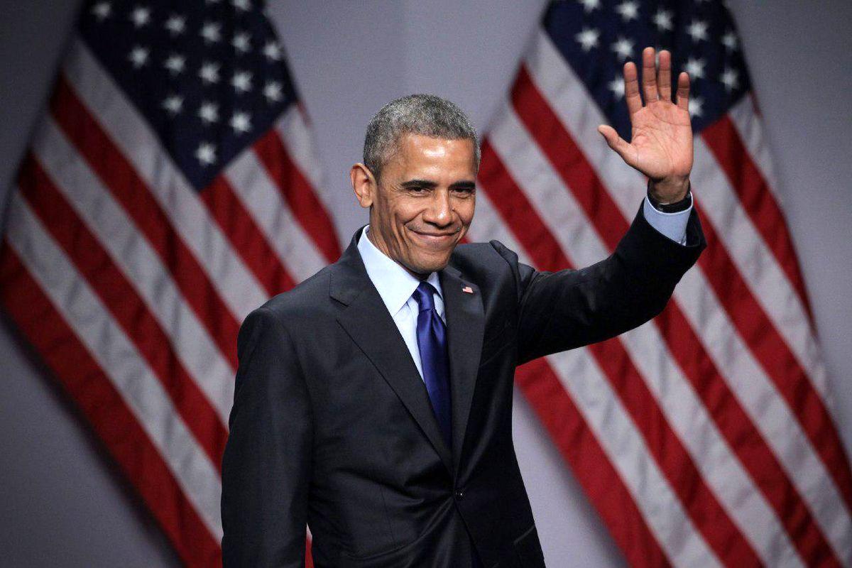 باراک اوباما در حمایت از جو بایدن به سخنرانی پرداخت