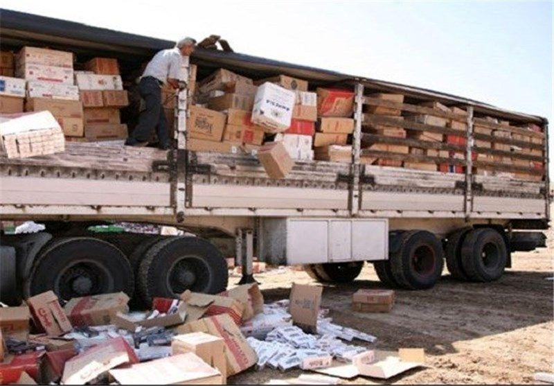 رشد 66 درصدی کشفیات کالای قاچاق در هرمزگان