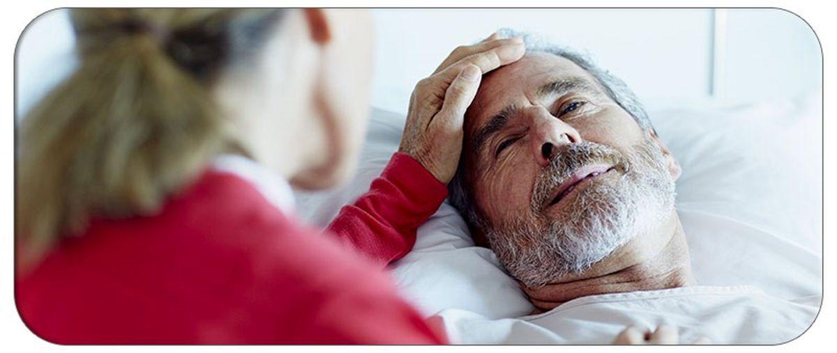 درمان ضعف و بی حالی در سالمندان با مراقبت از خود در منزل