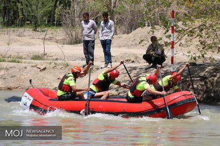 مسابقات انتخابی تیم ملی رفتینگ آبهای خروشان